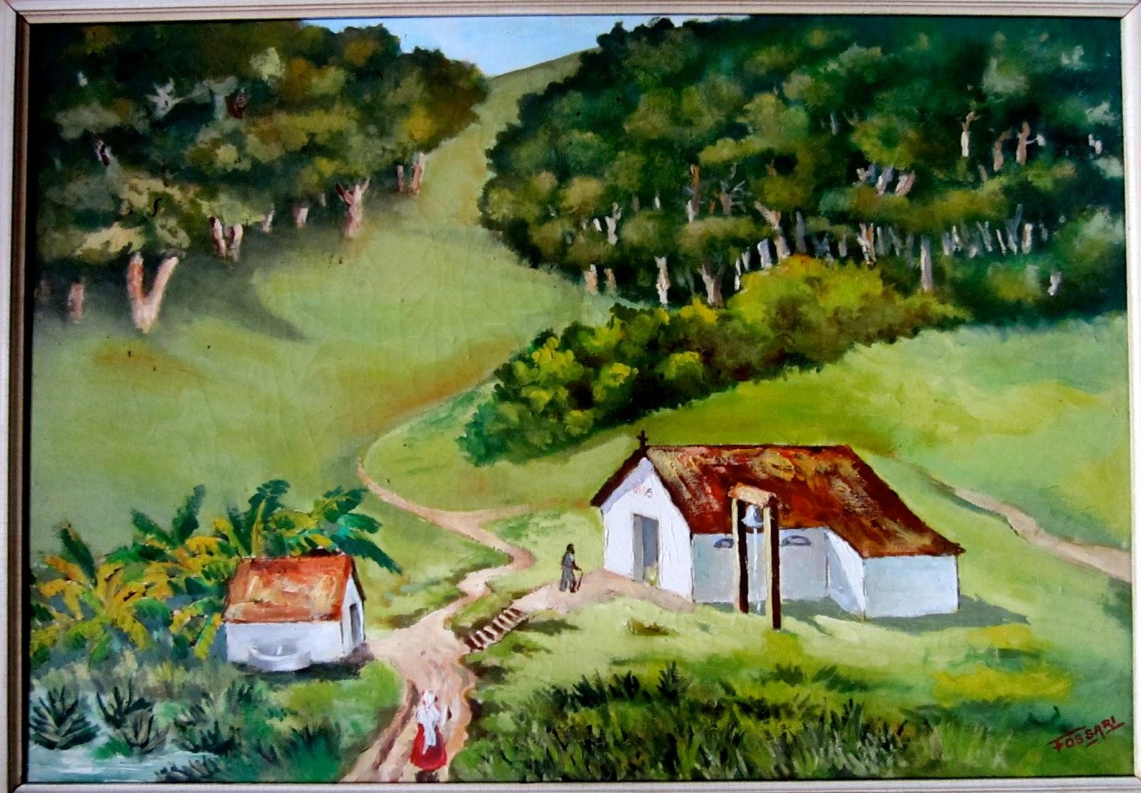 Primeira Capela de Azambuja