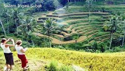 Sistem Irigasi Subak, Bali