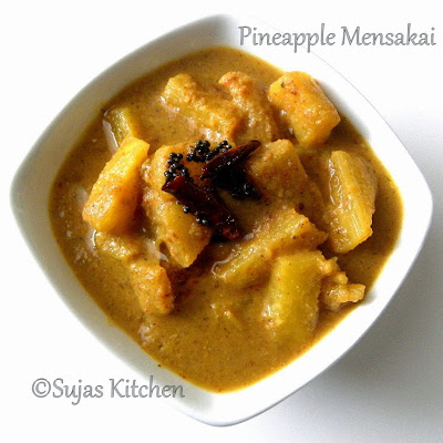 Pineapple Mensakai