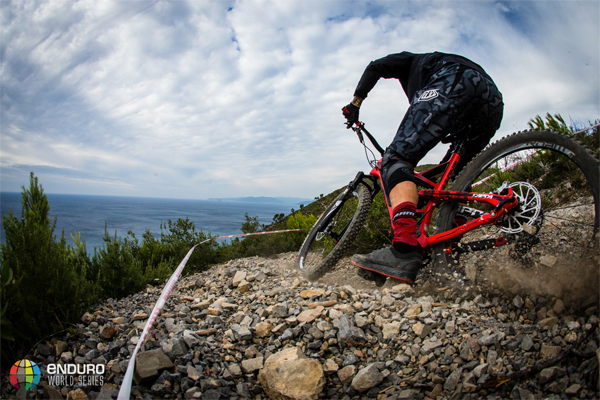 2015 Enduro World Series: Finale, Ligure, Italy - On Course