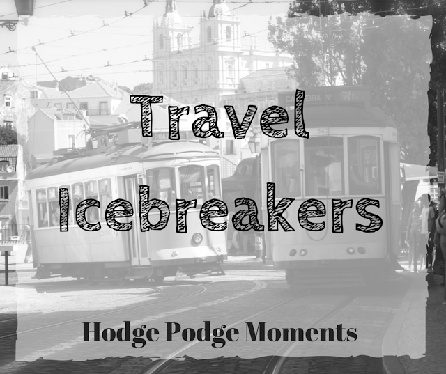Travel Icebreakers