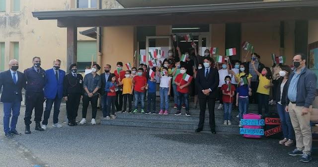"""Maida: Comune e Associazione d'Arma Fanfara Anget insieme avviano il progetto """"Amarsi per Amare""""."""