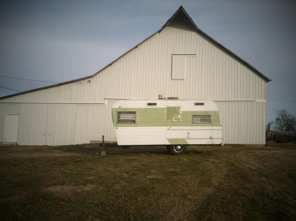 Vintage Camper Remodel To Start Soon