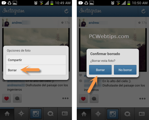 Cómo deshacerte de los comentarios molestos en tu cuenta de Instagram