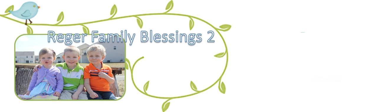 Reger Family Blessings 2