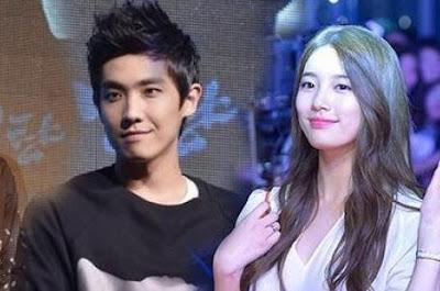 Suzy Miss A dan Lee Joon MBLAQ