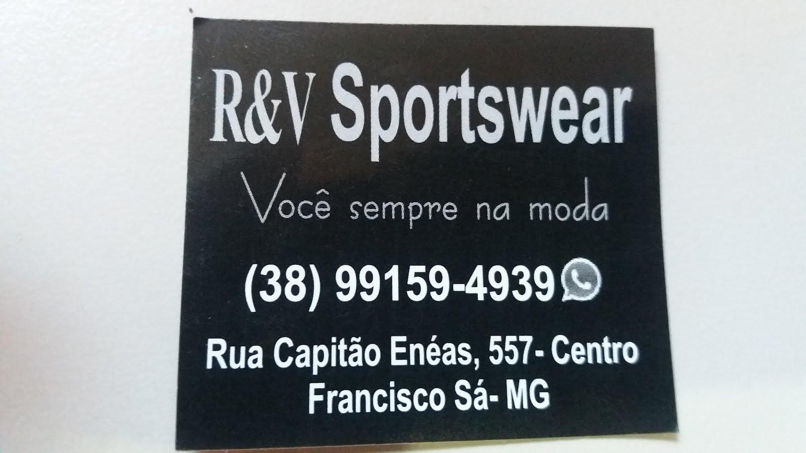 R&V Sportswear