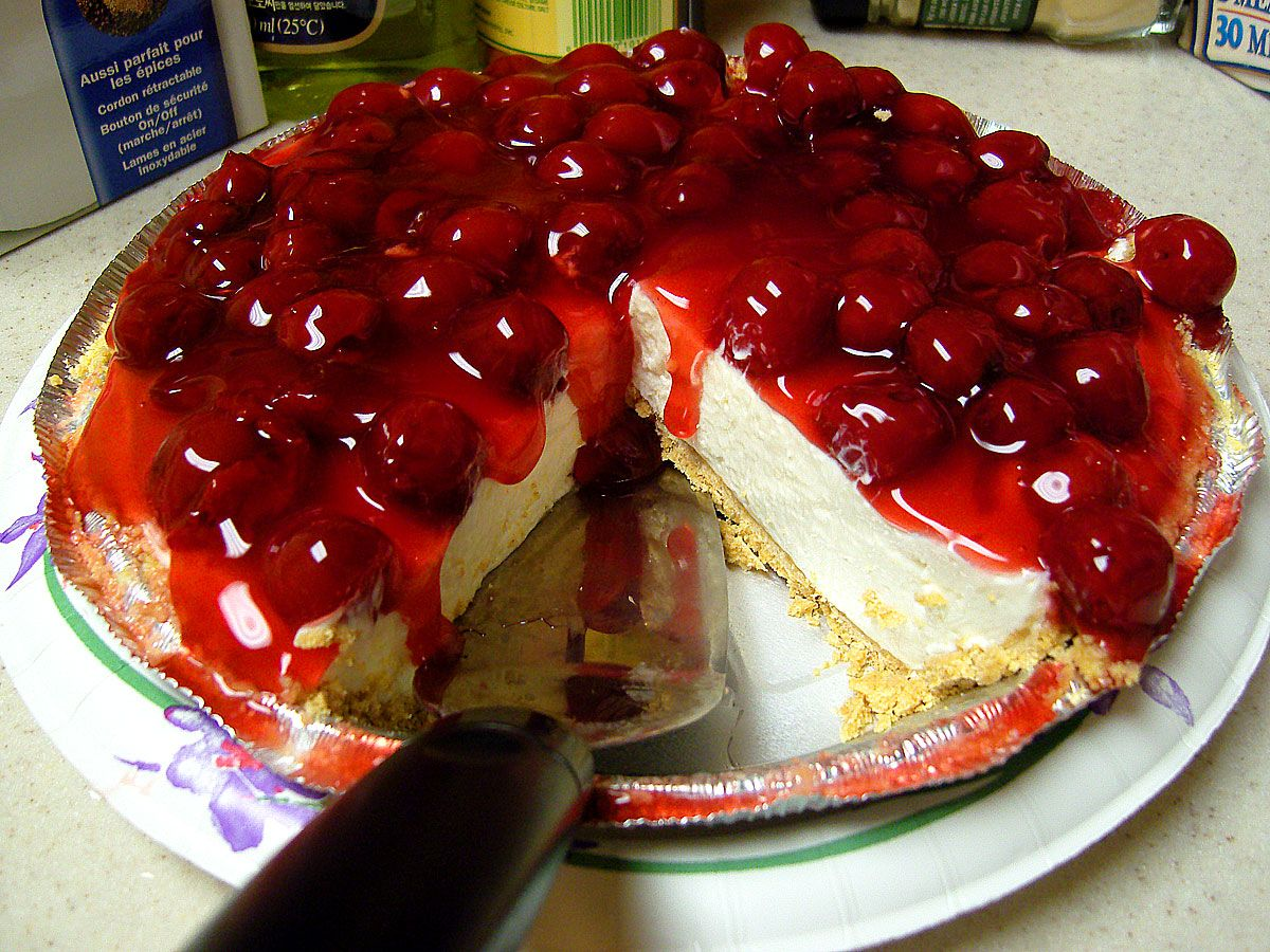 ... cheesecake day i am posting the recipe for my favorite cheesecake