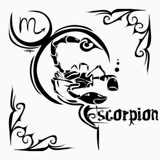 Horoscop octombrie 2014 - Scorpion