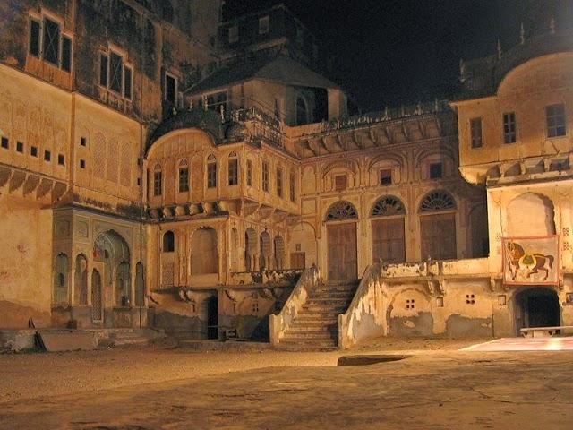 Mandawa in Rajasthan