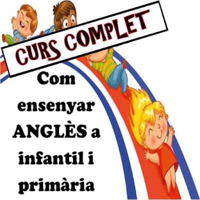 Com ensenyar anglès a infantil i primària - curs online reconegut - SomDocents