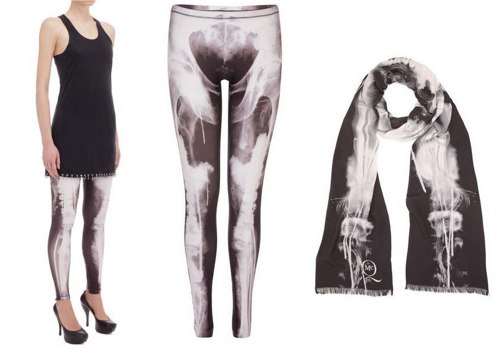 nebūla: anatomy in fashion, Muscles