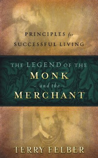 The Legend of the Monk and the Merchant by Terry Felber on Amber, the Blonde Writer