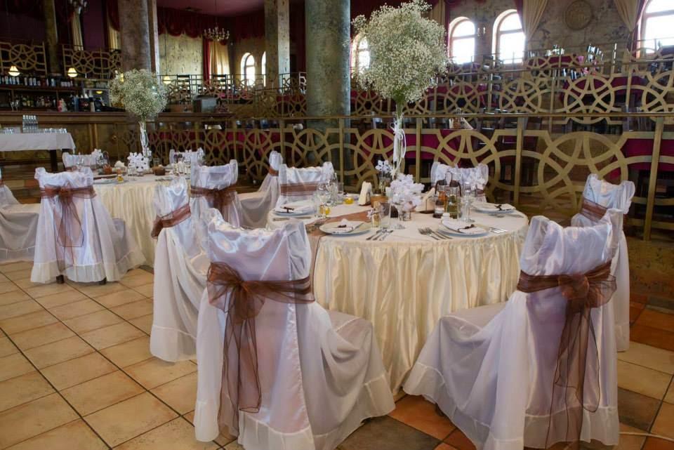 маси за гости на сватба