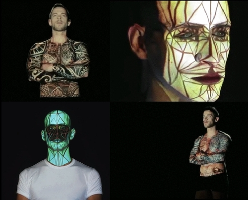 00-Oskar-and-Gaspar-Face-and-Tattoo-Body-Video-Mapping-Live-www-designstack-co