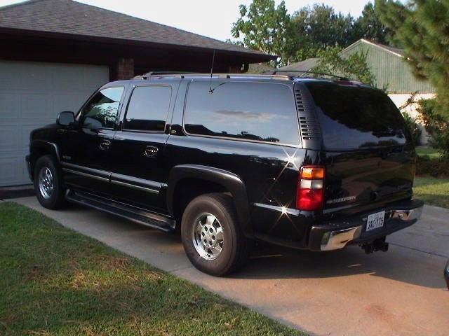 Things I Think I Think 2000 Chevrolet Suburban Lt 4x4