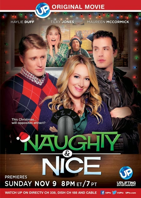 New UP Christmas Movies 2014
