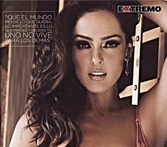 Andrea Garcia en H Extremo : Agosto 2011