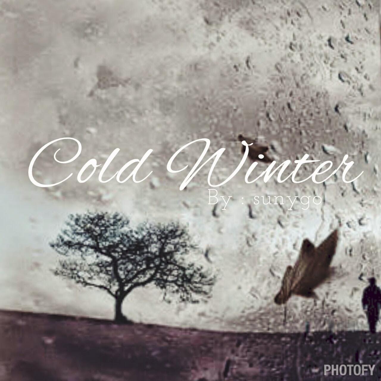 الشتاء البارد المشهد الاول الفصل