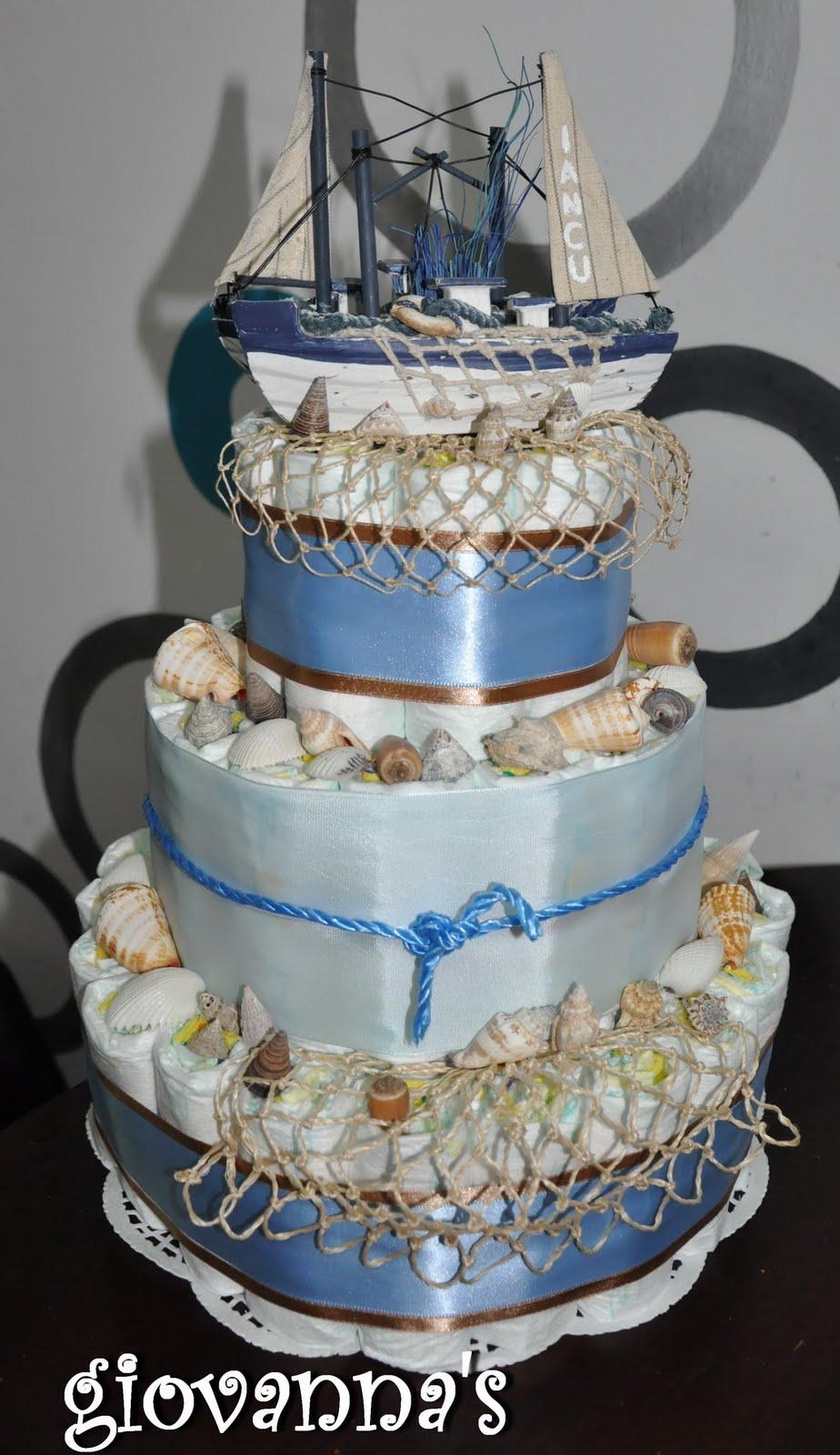 giovanna's cakes: latest diaper cakes