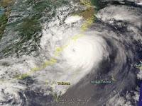 7 Angin Topan Paling Kuat Di Dunia