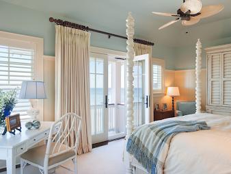#14 Blue Bedroom Design Ideas