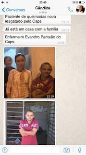 Delmirense José Alexandre (Bofinho), perdido no Estado do Piauí,  já se encontra de volta em Delmiro Gouveia