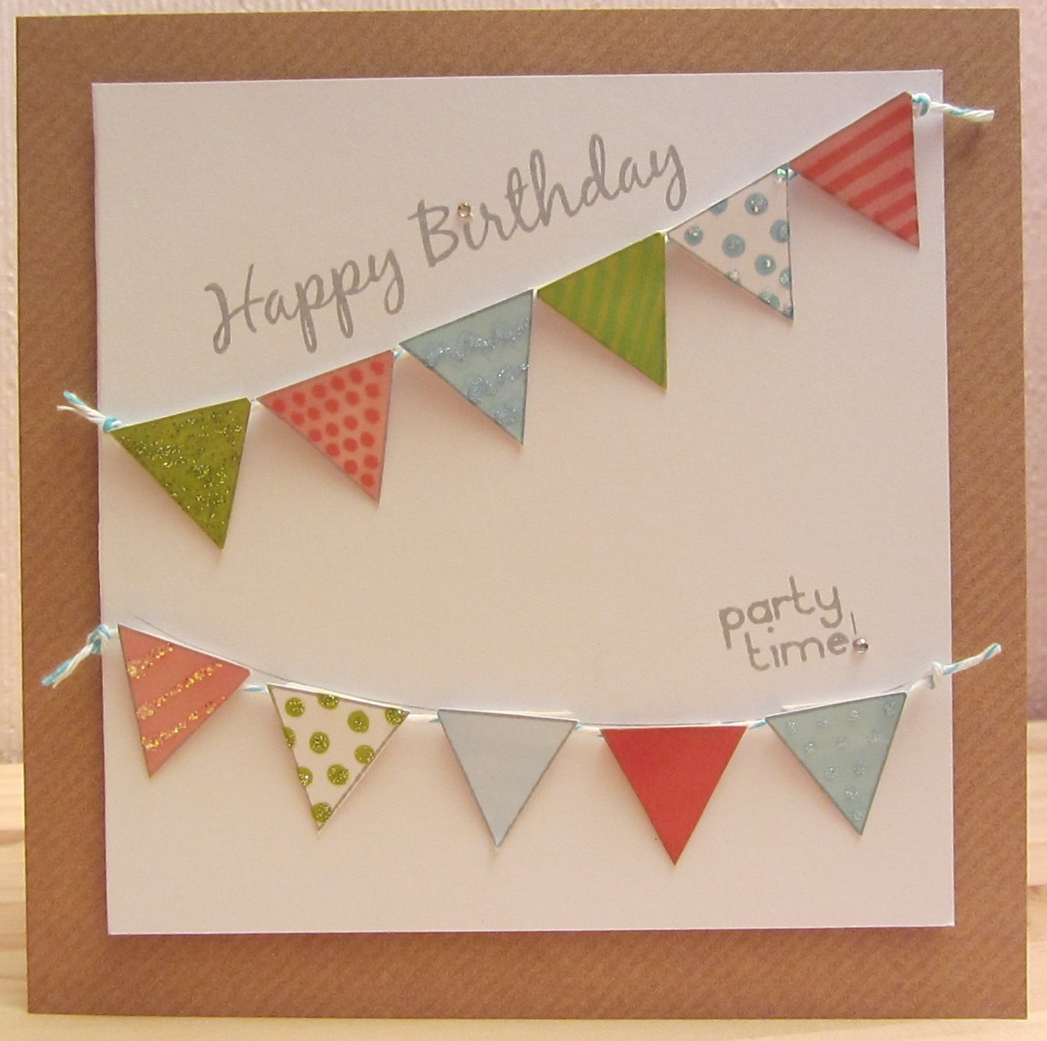 happy birthday cards handmade