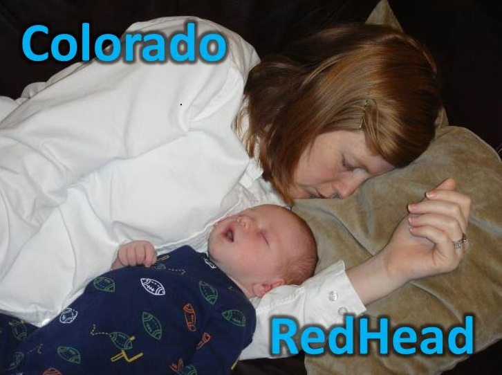Colorado Red Head