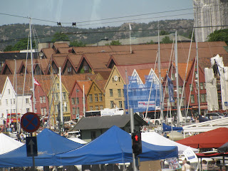 bergen cruise port