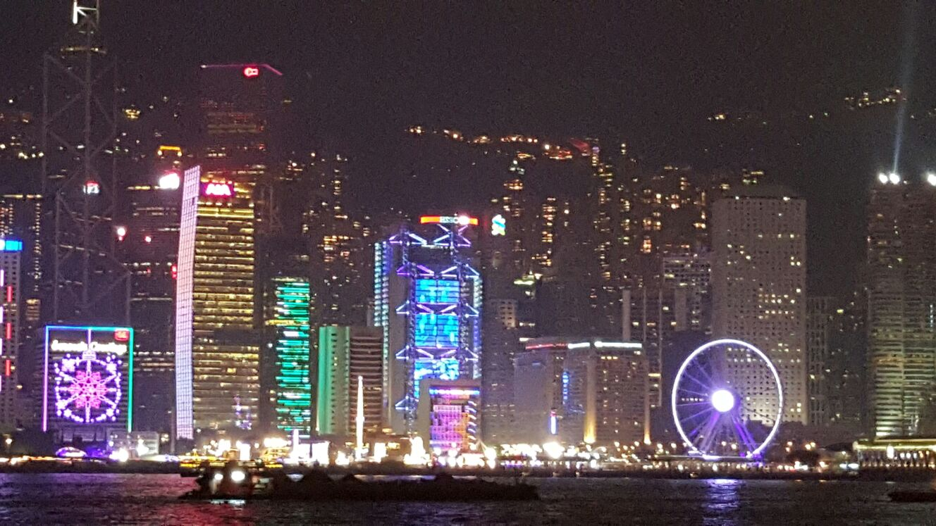 3D Light Show lydia's blog: hong kong pulse 3d light show
