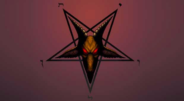 Symbol Setan di Dunia