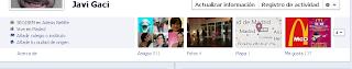 biografias facebook