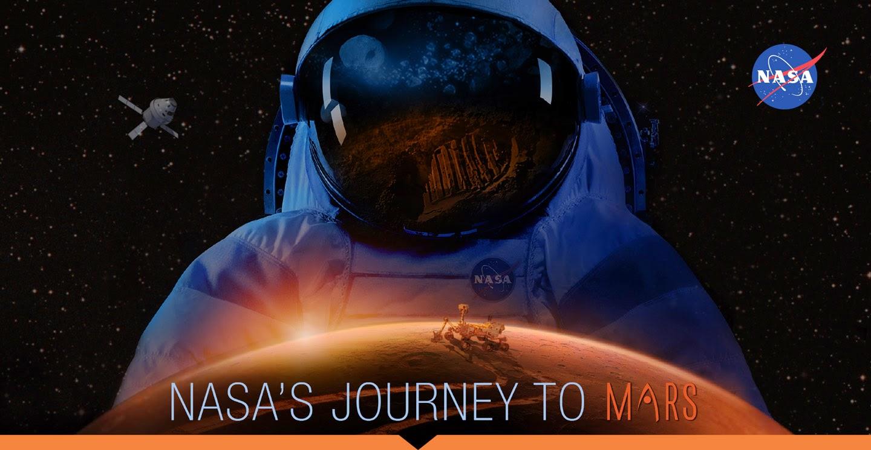 NASAJourney to Mars