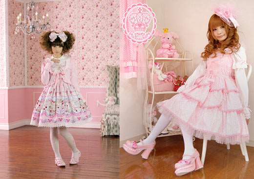 the aspects of double in lolita
