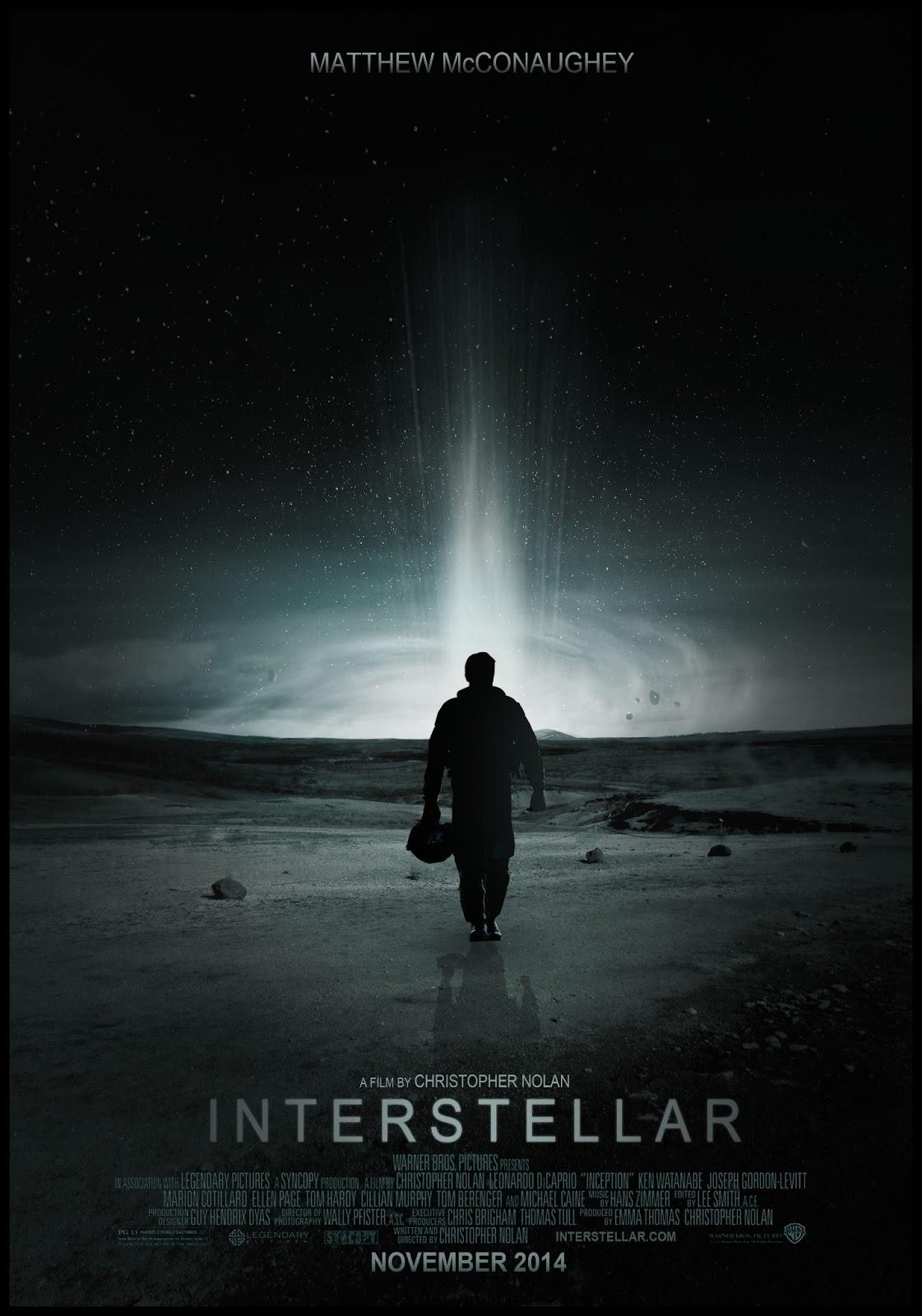 Interstellar Movie Review | POPSUGAR Entertainment