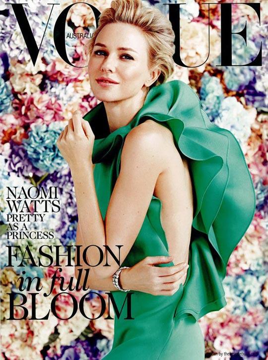 vogue australia february 2013 cover