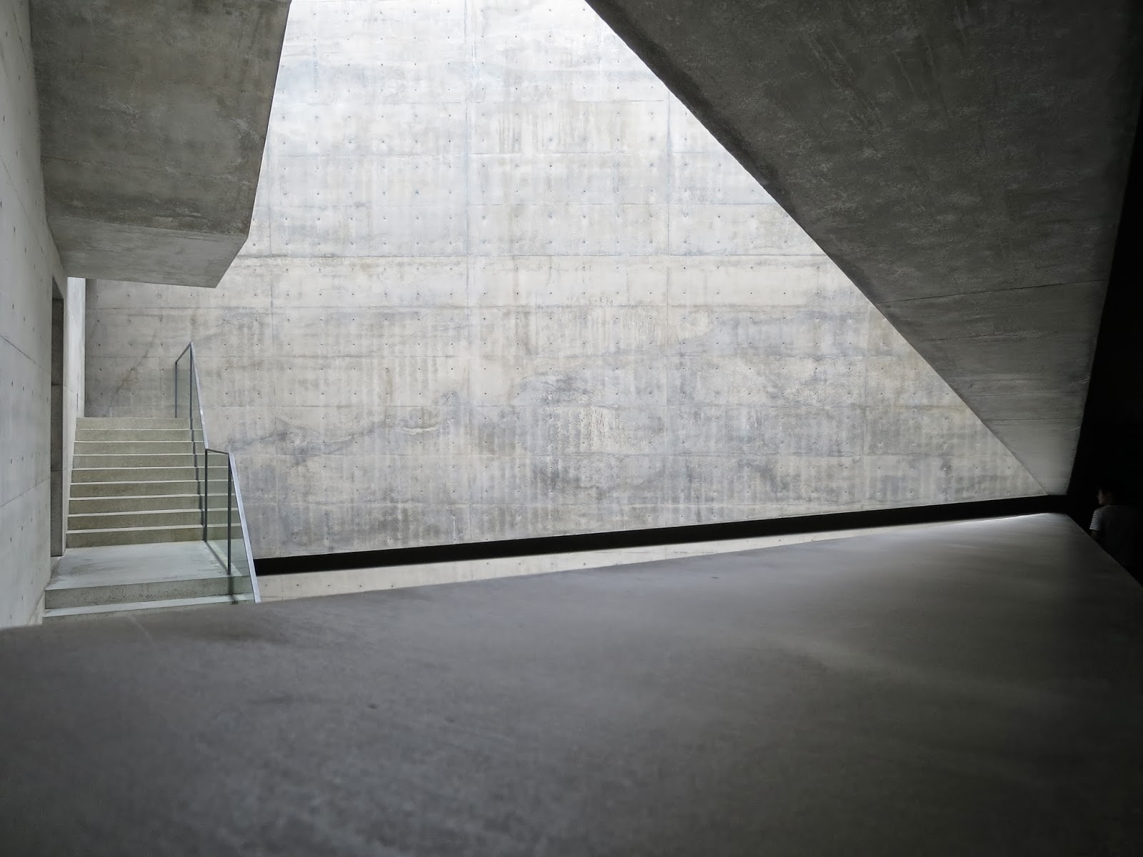 Art museum tadao ando and museums on pinterest for Architecture art