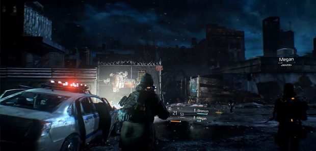 The Division Screenshots