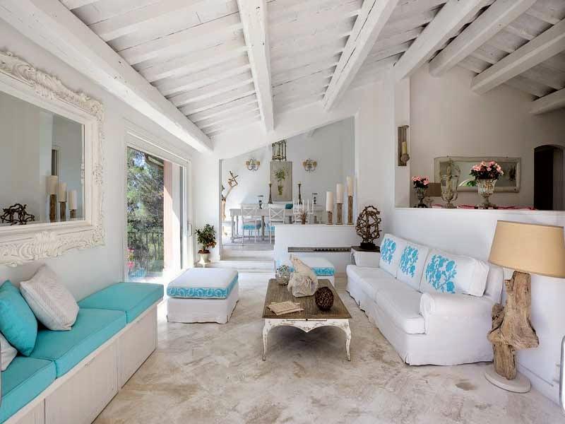 Inspiration shabby provenza in costiera amalfitana - Pavimenti per casa al mare ...
