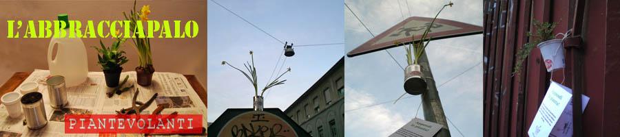 The polehugger - Make the city greener!