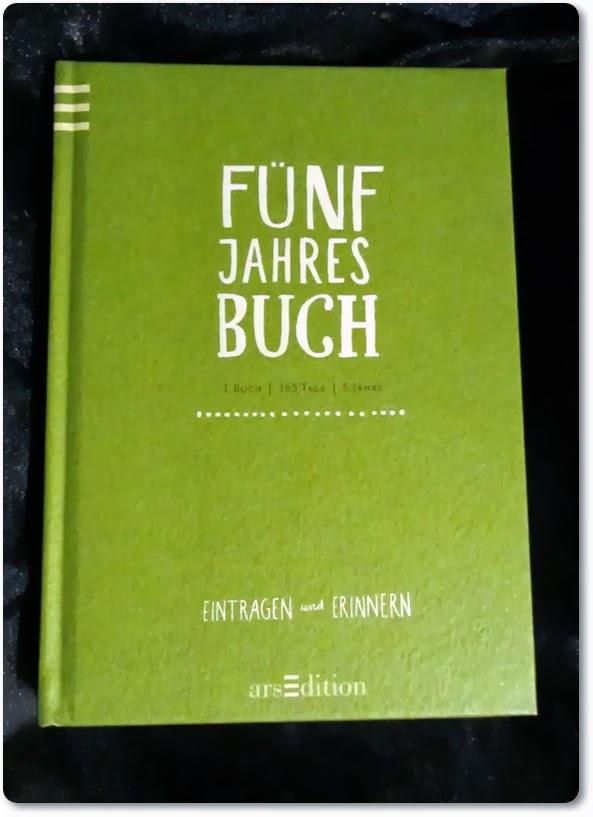 Fünf Jahres Buch - arsEdition Verlag