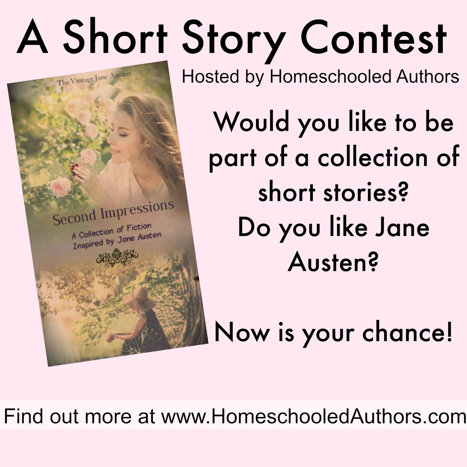 Our short story contest