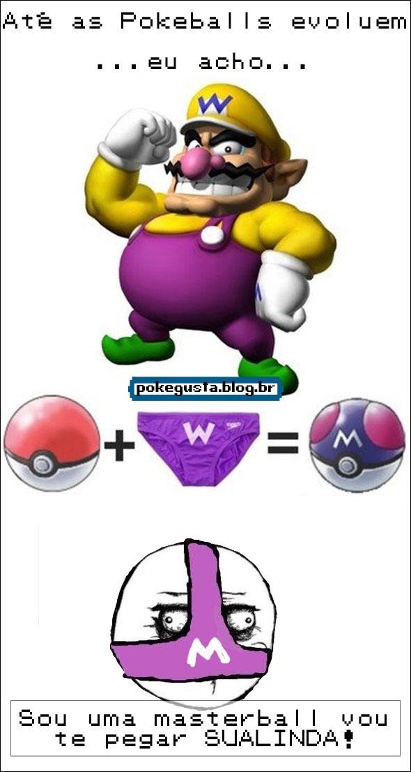 wario masterball