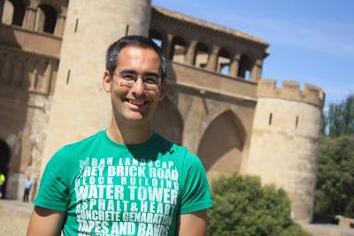 Palacio de la Aljafería in Zaragoza