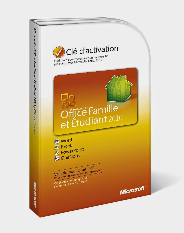 Office famille et tudiant 2010 inclus crack keygen inclus pc fran ais telechargement gratuit - Telechargement pack office ...