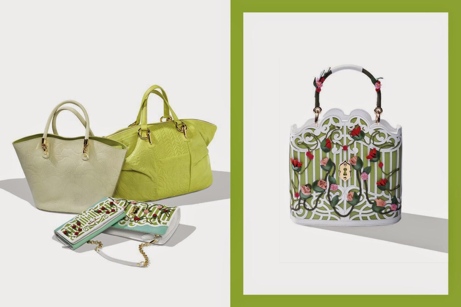 coleção Malas Braccialini primavera-verão 2015