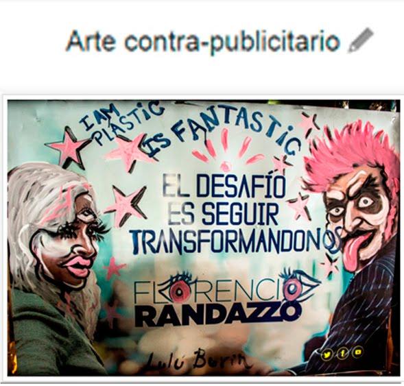 GALERÍA de ARTE CONTRA-PUBLICITARIO
