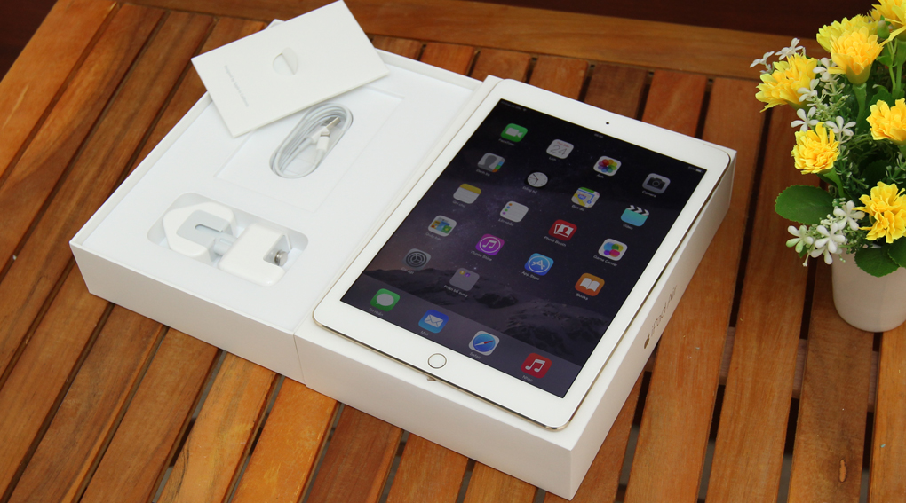 A Well Detailed iPad Air 2 Review