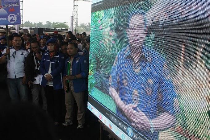 Tokoh Politik Nasional Ramaikan Kampanye Akbar Idris-Pradi